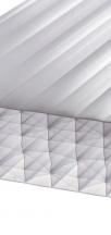 55 mm 10-skikt X-struktur. Opalvit
